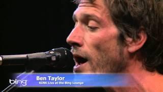 Ben Taylor - Wicked Way (Bing Lounge)