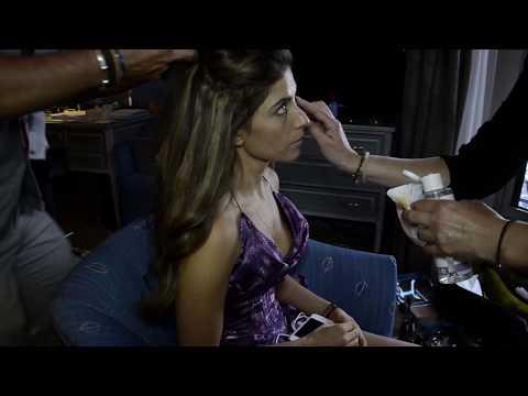 Eleganckie rajstopy MARILYN na nogach Weroniki Rosati w Cannes