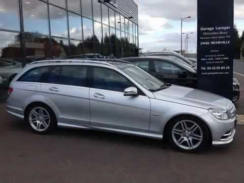 mercedes classe c sw 350 cdi 4matic 7g tronic youtube. Black Bedroom Furniture Sets. Home Design Ideas