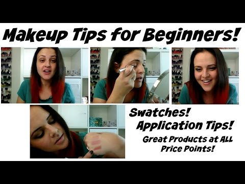 LIVE CHAT - Top Makeup Tips for New Makeup Users - Let's Talk About It! *Jen Luv's Reviews*