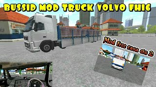 Download Mod Truck Volvo Fh16 Bus Simulator Indonesia V2 9 Mod MP3