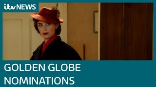 Nominees for Golden Globes 2019 announced | ITV News