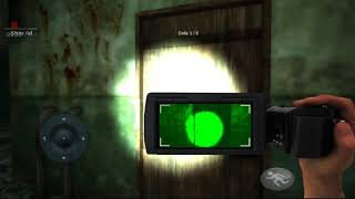 This is the Asyum tou don't want to be in [Paranormal Asylum Horror game]