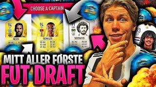 NORGES aller FØRSTE FUT DRAFT på FIFA 19 ⚒️🔥 *JAKTEN på 187 DRAFT*