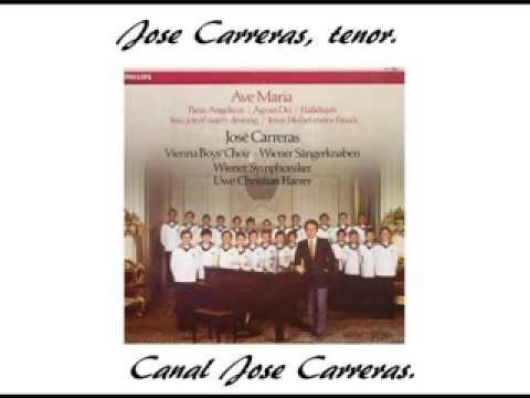 Jose Carreras. Ave Maria. Gounod.