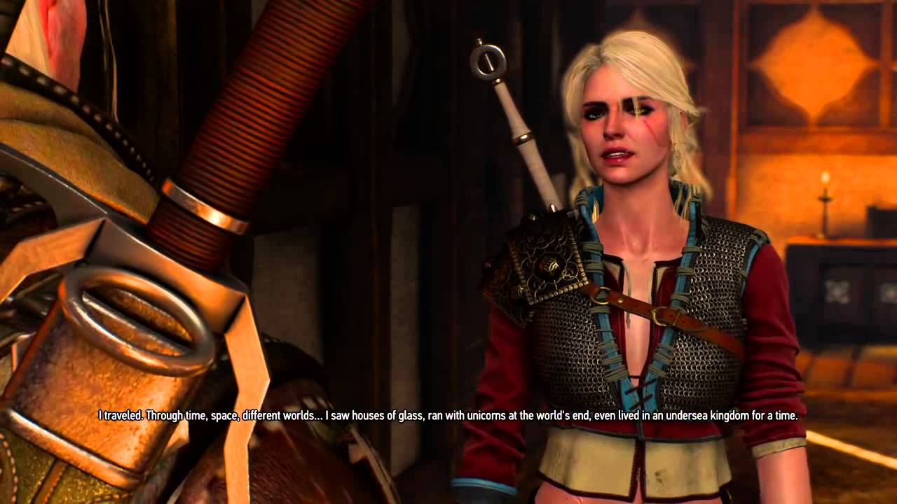 witcher 3 how to fast travel