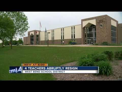 Teachers in the West Bend School District abruptly resign