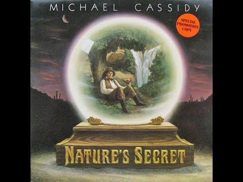 Michael Cassidy - Nature's Secret (psychedelic folk rock 1977)