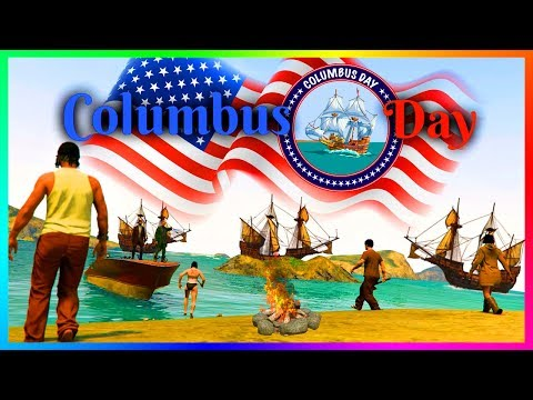 "GTA ONLINE ""COLUMBUS DAY 2017"" SPECIAL - PIRATE LIFE, YACHT SAILING, SEA UPDATE CLUES & MORE (GTA 5)"