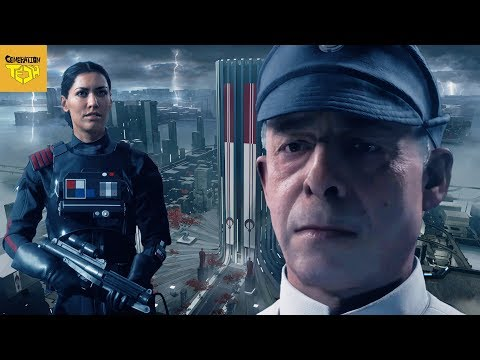 Iden Versio's Daddy Issues | Star Wars Battlefront II