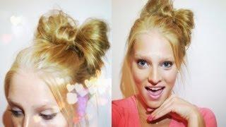 Messy Hair Bow ❤ Thumbnail