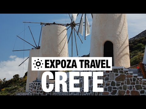Crete Vacation Travel Video Guide