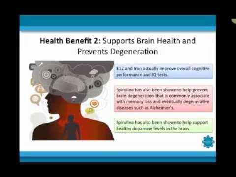 Spirulina 101: The Health Benefits of Spirulina