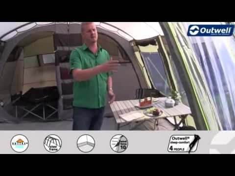 Outwell Montana 6P Tent 2013 - CampingWorld.co.uk