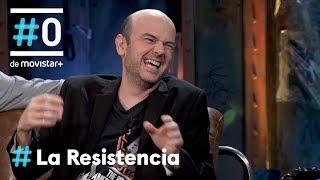 LA RESISTENCIA - Quequé trae la magia del Hormiguero: JANDRO   #LaResistencia 25.09.2019