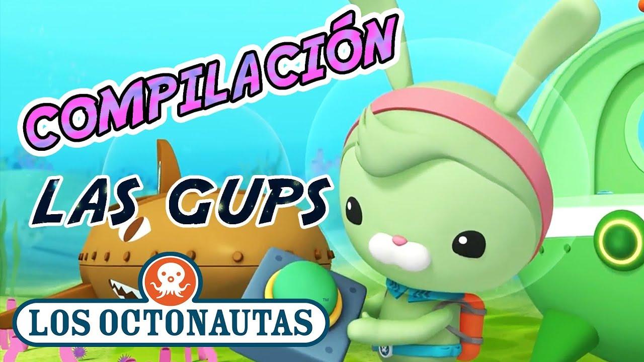 Los Octonautas Oficial en Español - Las Gups | Compilación de 30 minutos