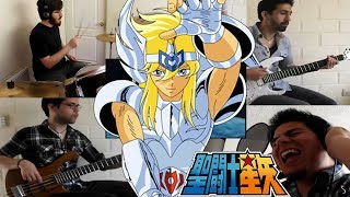 Saint Seiya - Soldier Dream (Opening 2) (Inheres Cover)
