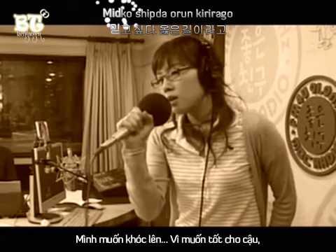 [Vietsub - Hangul - Romanji] Bogoshipda (I Miss You) - cover by Kim Tae Yeon (So Nyuh Shi Dae)