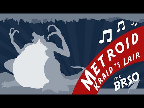 Metroid Zero Mission - Kraid's Lair Orchestra