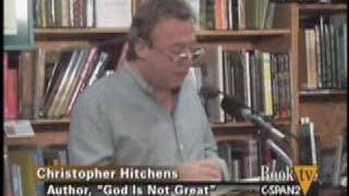 Christopher Hitchens Book TV aired 11/3/2007 Saul Bellow