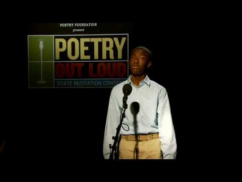 Poetry Out Loud 2016 - National Finals