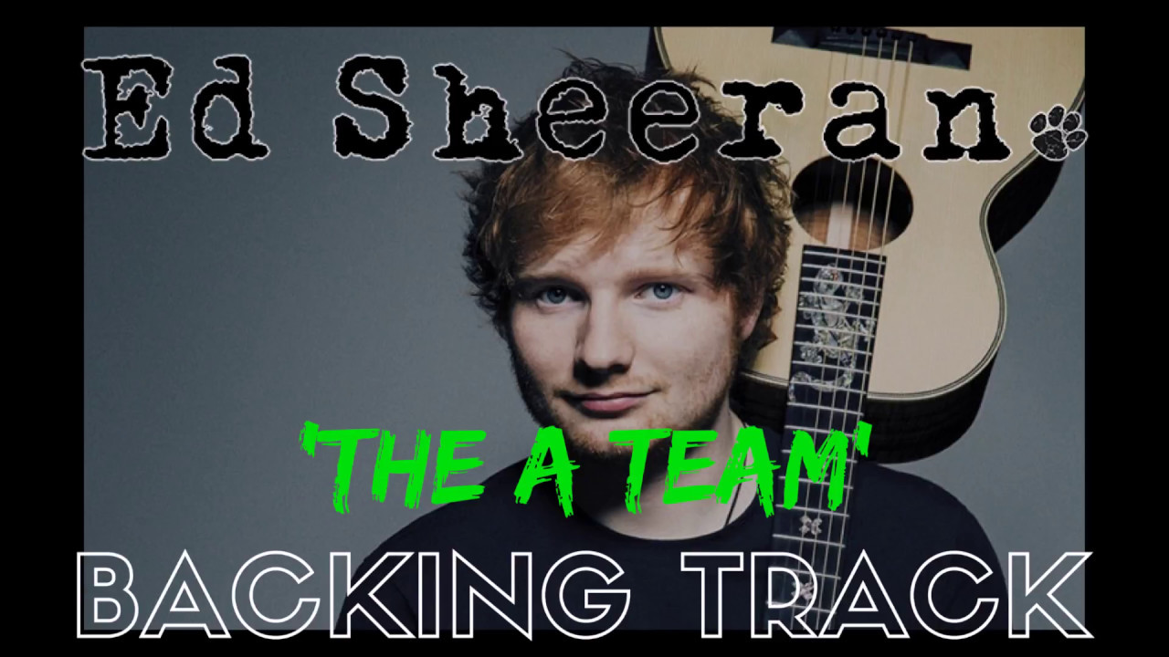 'The A Team' [Full Backing Track]