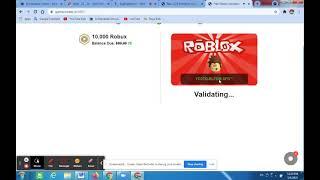 I hacked Poke tнen gave him 10,000 robux