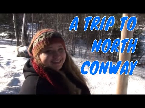 A TRIP TO NORTH CONWAY