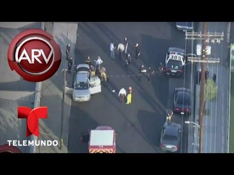 Al Rojo Vivo | Macabro hallazgo en California | Telemundo ARV