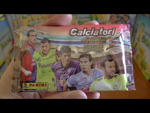 PACK OF THE DAY #119 Panini Adrenalyn XL Calciatori 2013/2014 Trading Cards