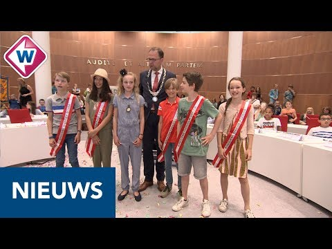 Dit is de nieuwe kinderburgemeester van Gouda: Tess Huijsmans