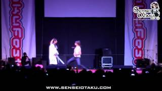 Otakufest 2015 - presentación sangaku hentai - Bleach