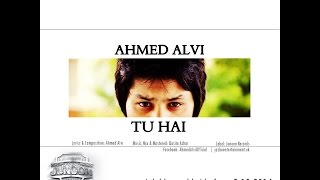 JR - TU HAI by AHMED ALVI [Teaser of Debut Single]