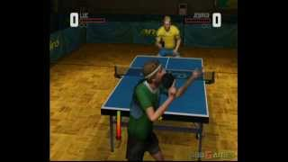 Rockstar Games presents Table Tennis - Gameplay Wii (Original Wii)