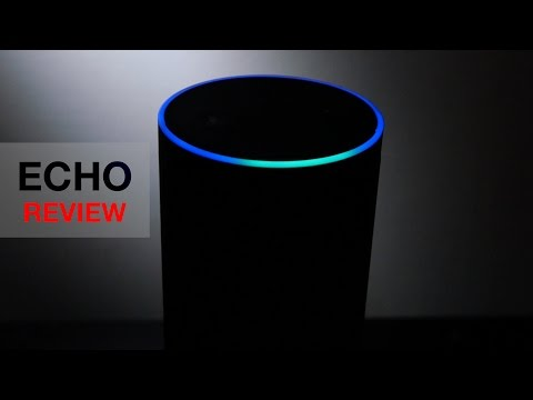 Thumbnail: Amazon Echo review - A conversation with Alexa
