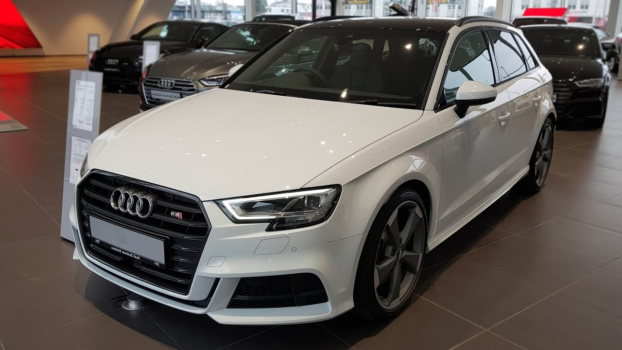 2018 audi s3 sportback 2 0 tfsi quattro s tronic youtube. Black Bedroom Furniture Sets. Home Design Ideas
