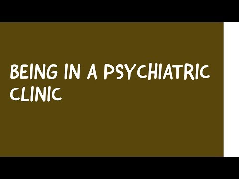 BEING IN A PSYCHIATRIC CLINIC - BLACK MENTAL HEALTH || SOUTH AFRICAN YOUTUBER