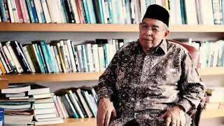 Apa kitab tafsir yang berkesan di hati Prof. Dr. M Quraish Shihab
