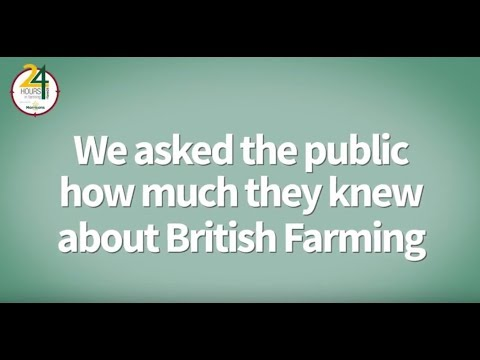24 Hours in Farming: How much do the public know about British farming?