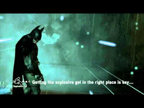 Top 5 Easter Eggs of 2010 - #5 - Arkham Asylum's Secret Room