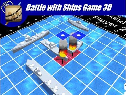 Battleship Game 3D