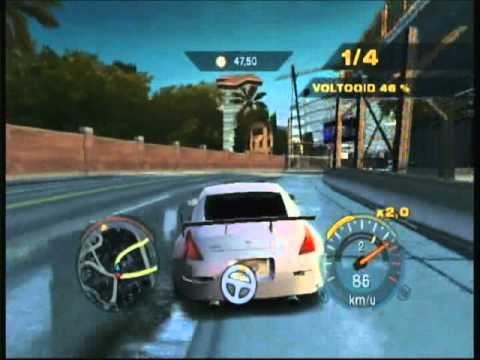 need for speed undercover wii gameplay youtube. Black Bedroom Furniture Sets. Home Design Ideas