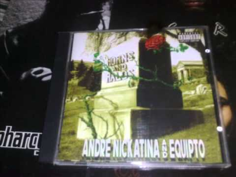 Andre Nickatina and Equipto   Tina Terry