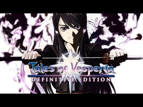 THE PRINCESS & THE FALLEN | Let's Play Tales of Vesperia Definitive Edition (Blind) | Ep. 1