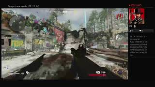 Jugando Zombies y Multijugador - Call Of Duty Black Ops Cold War