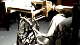 Spinning Wheel - Unique Hand Made