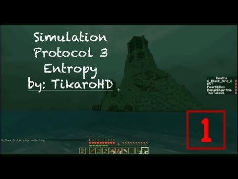 Simulation Protocol 3 - Entropy | Part 1 | Minecraft CTMM