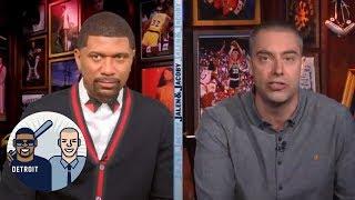 Jalen Rose calls Wizards-Raptors the 'shake it up' NBA playoff series   Jalen & Jacoby   ESPN