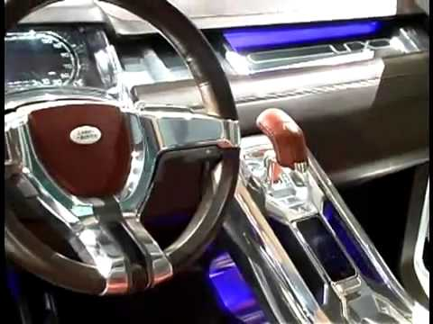 2009 Land Rover LRX Concept Review