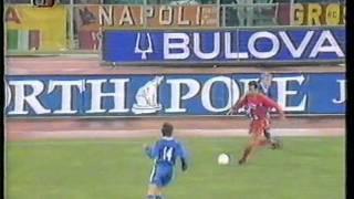 AS Roma - SK Slavia Praha UEFA CUP 95/96 quarterfinal